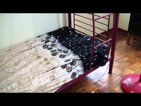 Fully Furnished Middle Bedroom in Prima Apartment for Rent, Kota Warisan, 43900 SEPANG