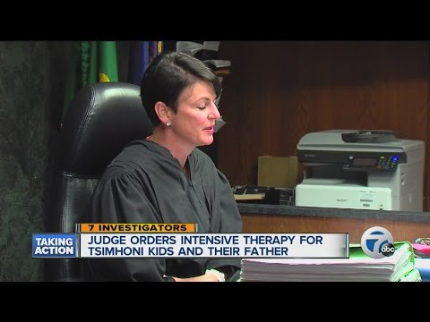 Judge orders reunification therapy in controversial custody case