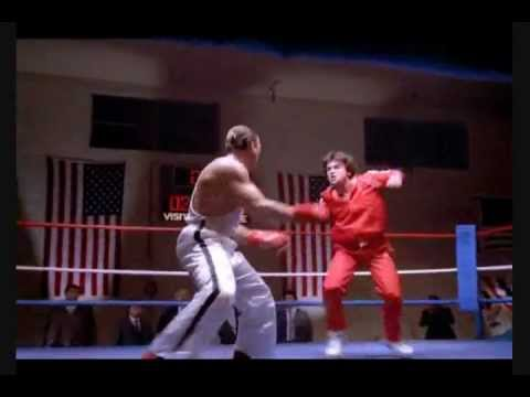 No Retreat, No Surrender: Jean-Claude Van Damme vs Kurt McKinney