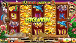 New online slot Chilli Gold x2 available at Unibet