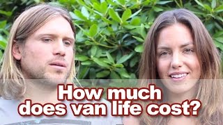 How much does Van Life cost?