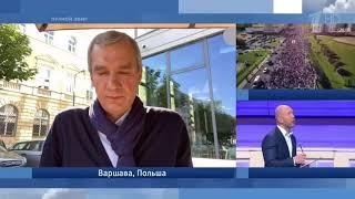 Павел Латушко — российскому Первому каналу: «сосать предлагайте кому-нибудь другому»