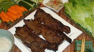 Best Kalbi Recipe Ever [short Beef Ribs Korean Barbecue]