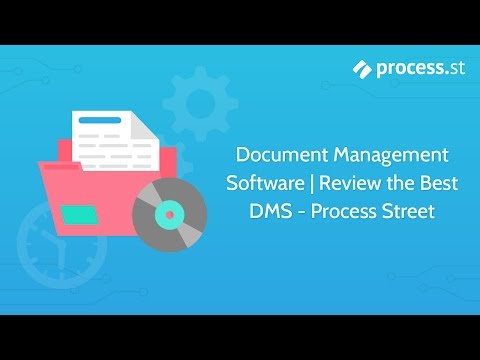 Best Document Management Software | System  | DMS