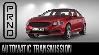 Driving an Automatic Transmission Vehicle