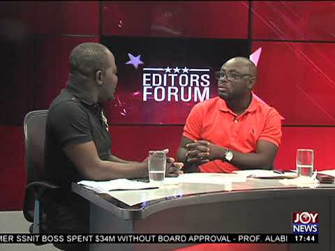 Nyinahini Bauxite Mining - Editors' Forum on JoyNews (28-8-17)[Part 2]