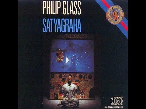Philip Glass - Satyagraha: Act I, Scene 1. The Kuru Field of Justice