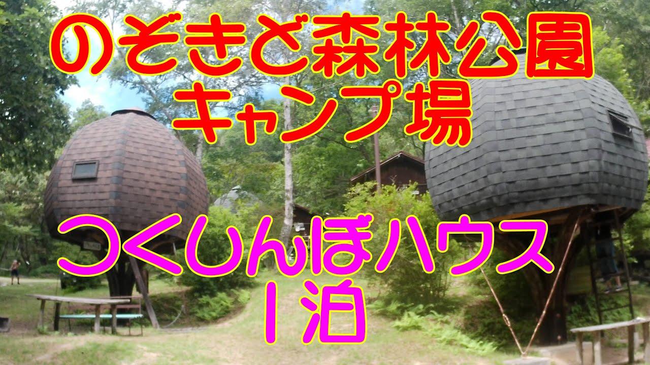 のぞき ど 森林 公園 キャンプ 場
