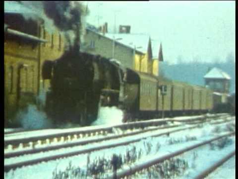 Deutsche Reichsbahn (DR) in ORWO COLOR