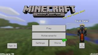 cara Mengubah Mode Creative ke mode survival dan sebaliknya #minecraft PE