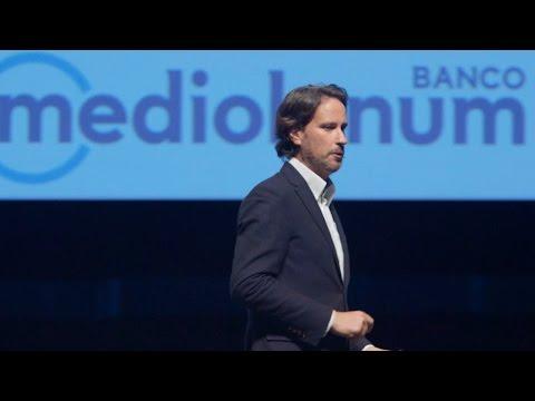 Victor Küppers en el Motivadores Tour de Vigo | Banco Mediolanum
