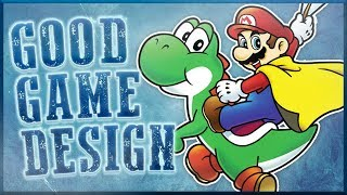 Good Game Design - Super Mario World
