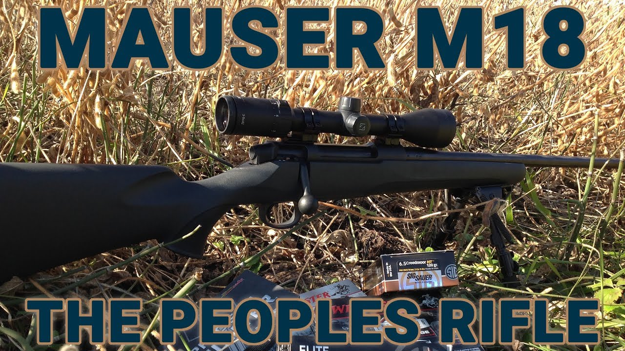 Gun Review: Mauser M18