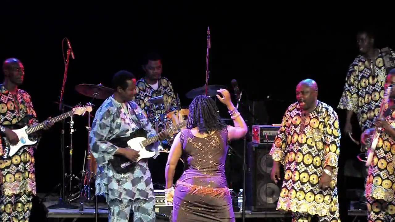 King Sunny Ade Amp His African Beats