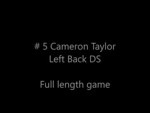 #5 Cameron Taylor Full Volleyball Game