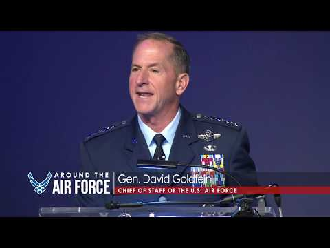 Around the Air Force: Air, Space & Cyber UNITED STATES 09.19.2019