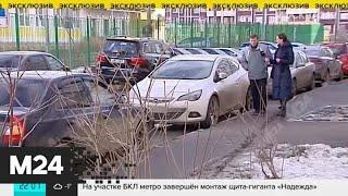 В Москве женщина родила в патрульной машине ГИБДД - Москва 24