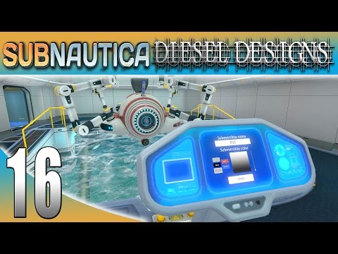 Subnautica Gameplay :EP14: New Nuclear Reactor, New Kni ...