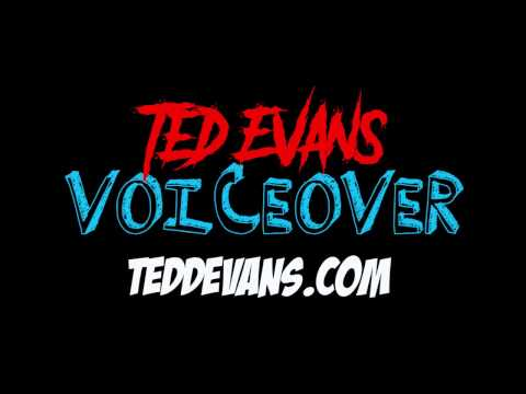 Ted Evans 2017 Commercial VO Reel