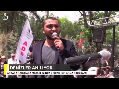 Denizler, idam edilişlerinin 45. yıl dönümünde Ankara'da anıldı