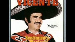 Vicente Fernandez : Aprende A Perdonar