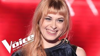 Amy Winehouse - Back to Black |Luna Gritt | The Voice France 2018 |Blind Audition
