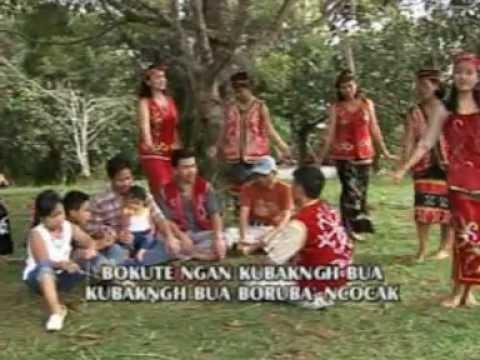 Kubank Bua - Lagu Daerah Dayak Sanggau Kalimantan Barat (by Angela Aci & Asty)