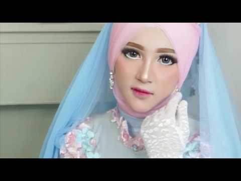 Tutorial Hijab Pengantin Trend 2018 Ayyunazzuyyin