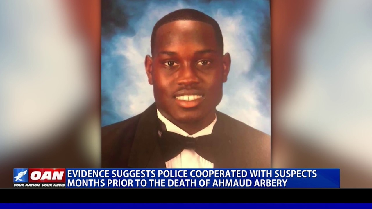 Evidence suggests police cooperated with suspects months prior to death of Ahmaud Arbery