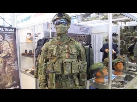 Выставка Безопасность 2016! Новая форма Российской Армии.  Секретные новинки с выставки!
