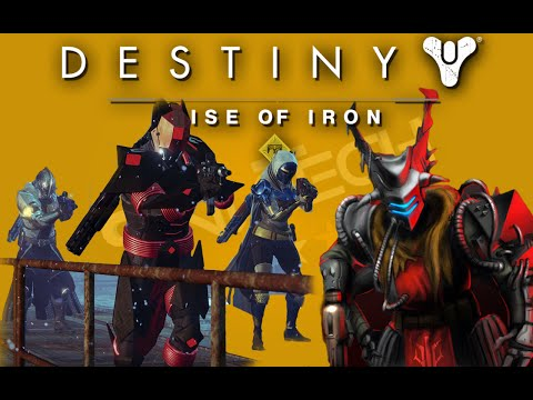 Destiny - Wrath of The Machine Raid Guide Part 1 - Enter The Wall