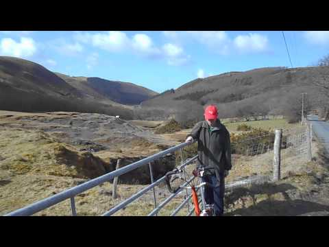 Update on my Brompton Folding Bicycle in the Ceredigion Uplands