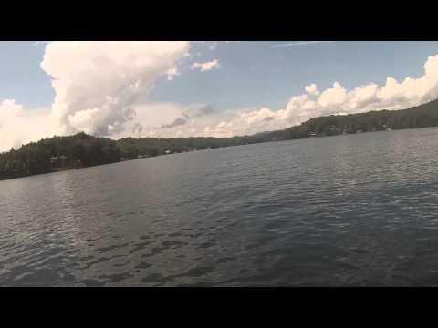GoPro Jet Ski Lake Burton, Georgia