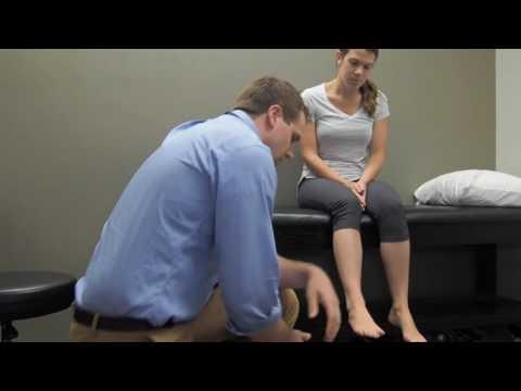 OSCE Ankle Exam