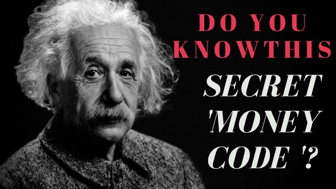 THE SECRET 'MONEY CODE'