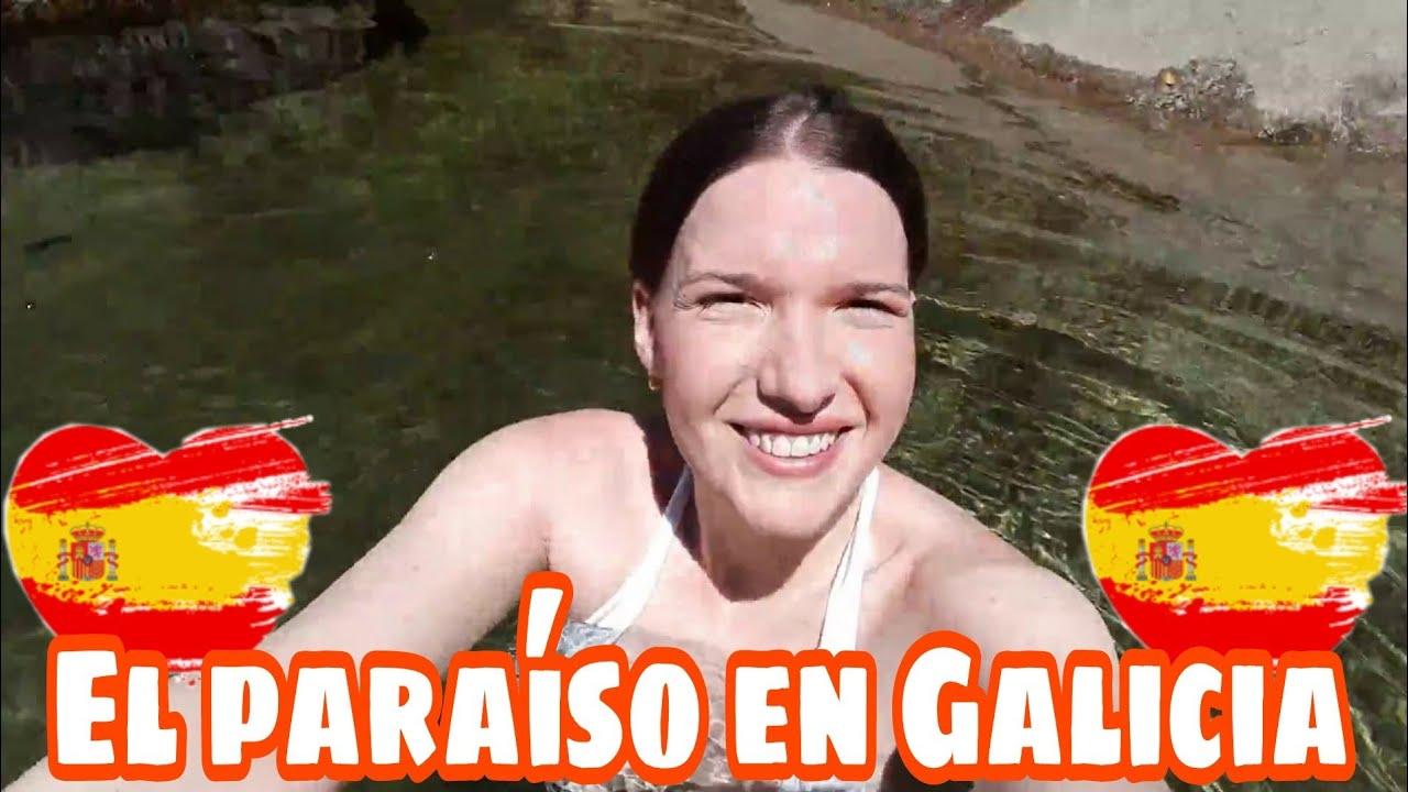 Vlog #5 CONOCE GALICIA CONMIGO!! (Lobios)