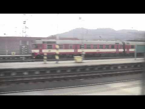 Railway journey from dresden to prague views from a euro for Dresden to prague train