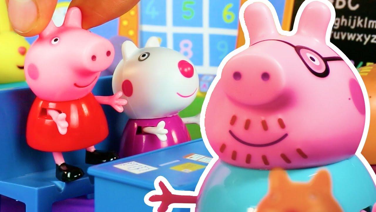Peppa Pig's Talent Show   Peppa Pig Stop Motion   Peppa Pig Toys   Toys fir Kids