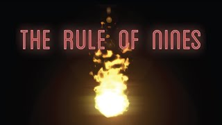 The Rule of Nines for Burns - MEDZCOOL