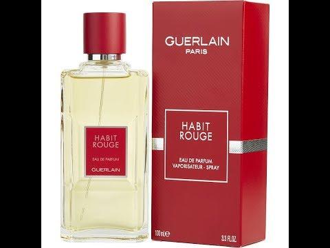Guerlain Fragrance Review1965 Habit Rouge Eau De Parfum wPkNO0nX8