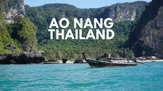 BEAUTIFUL AO NANG, KRABI | Breakfast at Ao Nang Beach