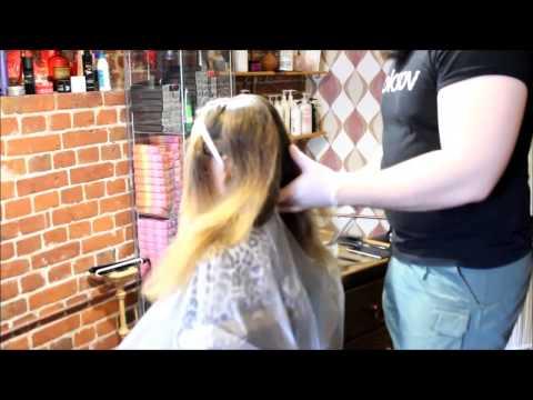 Как делается кератиновое выпрямление волос в салоне