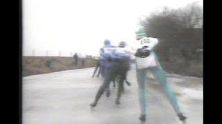 De Friese Elfstedentocht 1985 In Tien Minuten