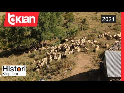 Kopeja m e madhe me delen rud  Histori Shqiptare nga Alma upi n Tv Klan