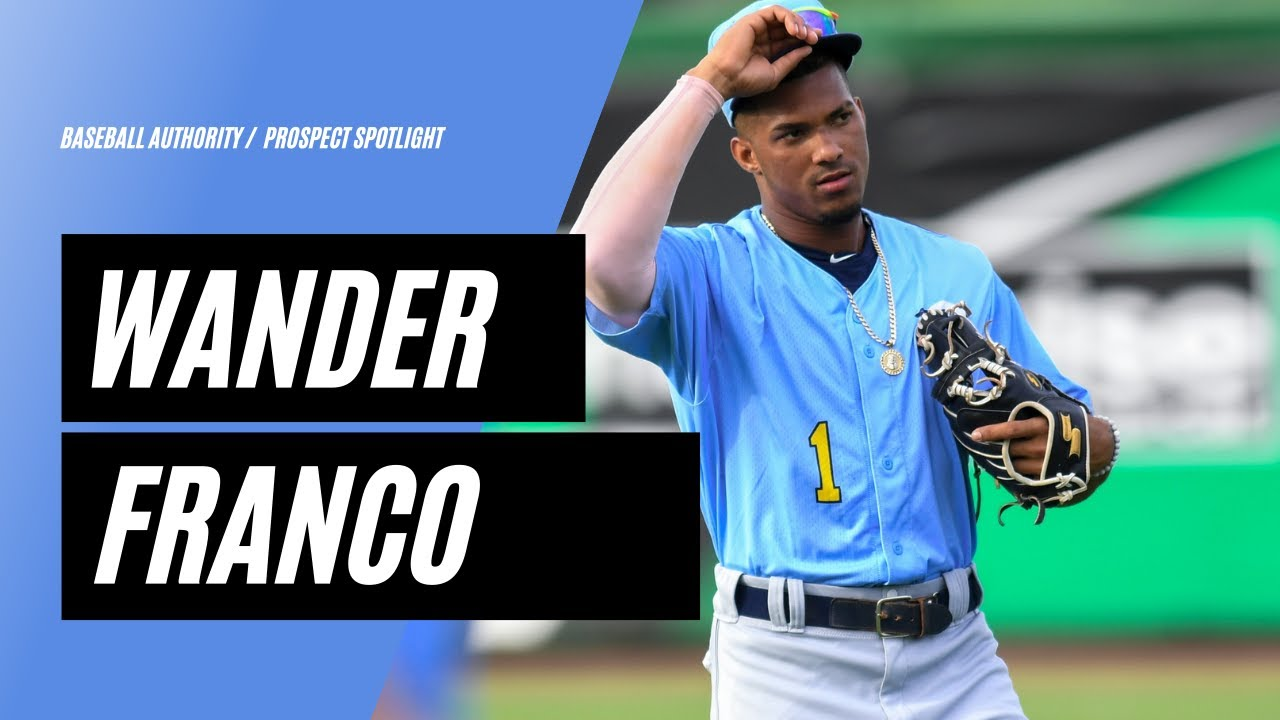 Rays' Wander Franco, No. 1 MLB prospect, to join team Tuesday ...