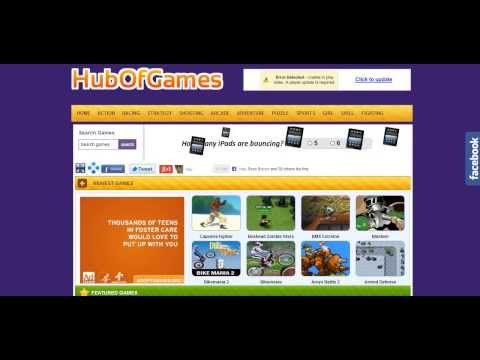 Free cool online shooting games at HubOfGames.com
