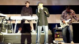 Xavier Naidoo Bist Du Am Leben Interessiert - Live 17.07.10 NRJ in the Park Stuttgart HD
