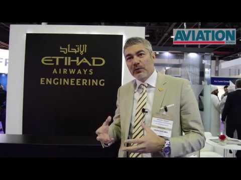 MRO Middle East 2018: Meeting With Etihad Airways Engineering