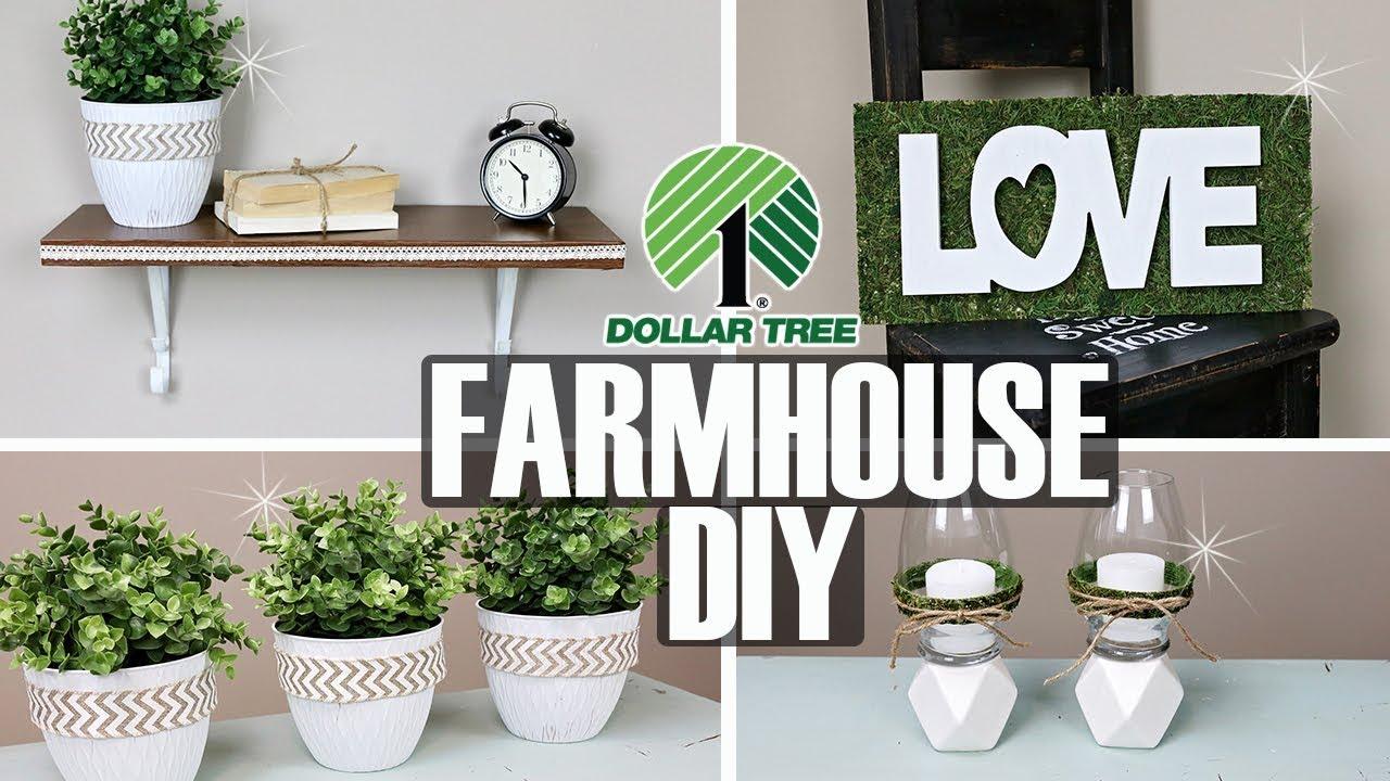 Dollar Tree Farmhouse Decor Hildur K O Art Blog Shop