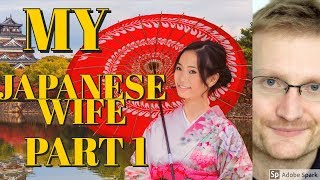 An English novel - My Japanese Wife episode one  - Learn advanced English vocabulary